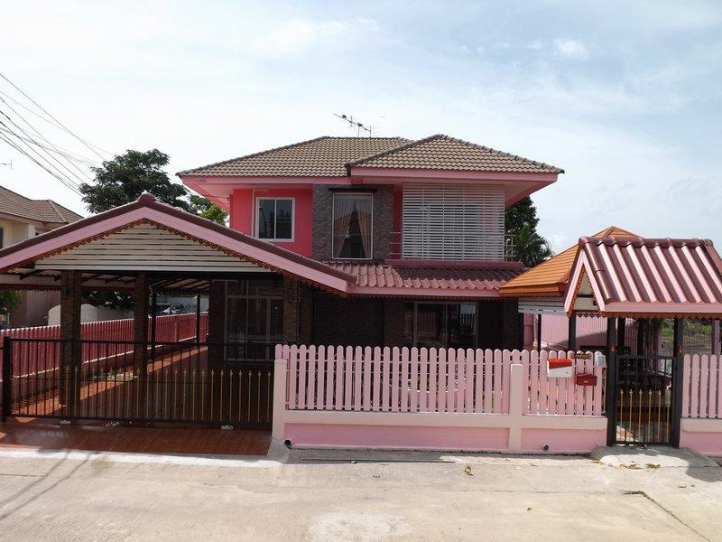 (บ้านเช่าไปแล้ว) บ้านเช่ามีนบุรี / บ้านสวยมากพร้อมอยู่ ตกแต่งครบ เฟอรทั้งหลัง วิวธรรมชาติ