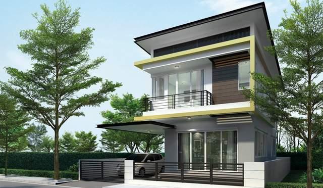 (บ้านเช่าไปแล้ว) บ้านเช่าพระราม2-กาญจนาภิเษก / บ้านใหม่ ให้เช่าราคาถูก หมู่บ้าน MOTTO