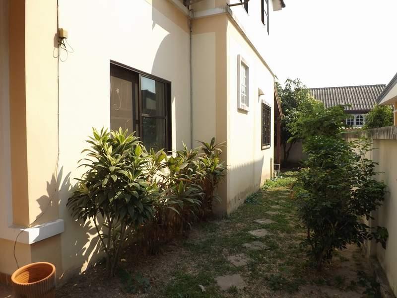 (บ้านเช่าไปแล้ว)บ้านเช่ามีนบุรี /บ้านเช่าราคาถูก หมู่บ้านเต็มสิริพาร์ค ใกล้ไปรษณีย์ นิมิตรใหม่ 4