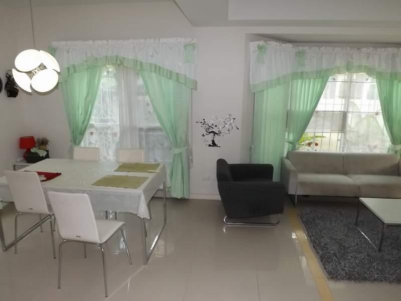 (บ้านเช่าไปแล้ว)บ้านเช่ารังสิต / บ้านสวย ให้เช่าถูก ม.พฤกษ์ลดา-รังสิตคลอง4 โครงการแลนด์เฮาส์ 6