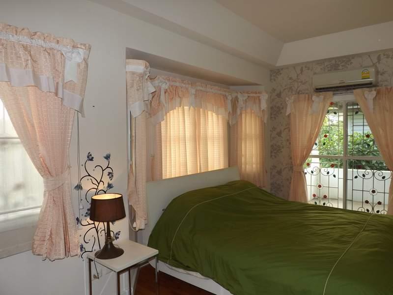 (บ้านเช่าไปแล้ว)บ้านเช่ารังสิต / บ้านสวย ให้เช่าถูก ม.พฤกษ์ลดา-รังสิตคลอง4 โครงการแลนด์เฮาส์ 9