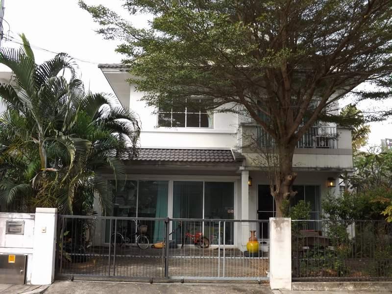 (บ้านเช่าไปแล้ว) บ้านเช่าราชพฤกษ์ / บ้านเช่าราคาถูก หมู่บ้านชัยพฤกษ์ LandHouse  ใกล้ HomePro