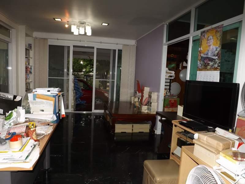 (บ้านเช่าไปแล้ว) บ้านเช่ารามอินทรา วัชรพล / HOME OFFICE กว้างขวางมาก ติดถนนใหญ่ มีห้องเก็บสินค้า 5