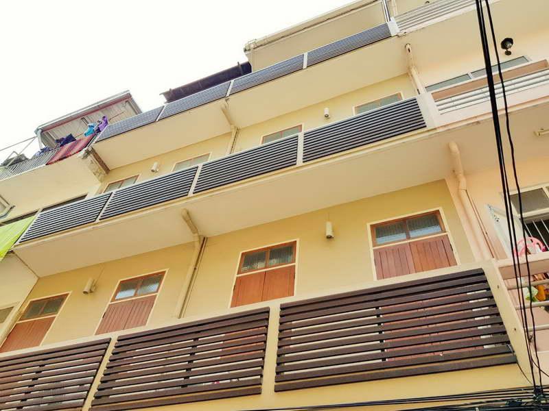 (บ้านเช่าไปแล้ว) บ้านเช่าหัวลำโพง/ บ้านเช่าสวยแต่งหรูหรา ใกล้BTSหัวลำโพง ม.จุฬา 300 ตรม.พร้อมอยู่
