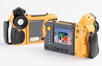 Fluke Ti50FT and Ti55FT IR FlexCamreg; Thermal Imagers with IR-Fusionreg; Technology ราคา 800000 บาท