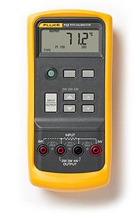 Fluke 712 RTD Calibrator