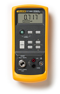 Fluke 717 30G Pressure Calibrator