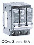 เบรกเกอร์ย่อย Branch Circuit แบบ Plug-On Thermal Magnetic Type