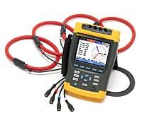 Fluke 430 Series Three-phase Power Quality Analyzers