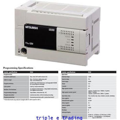 FX3U-64MR/DS