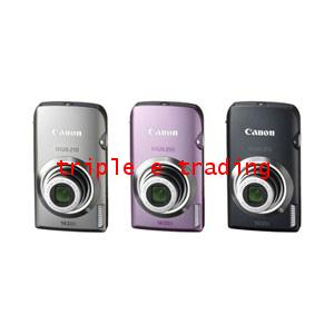 Canon Ixus 210 IS IXY 10S