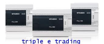 MITSUBISHI FX Series FX3G-60MR/ES-A