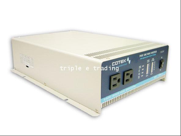 MEANWELL INVERTER True Sine Wave S-1500