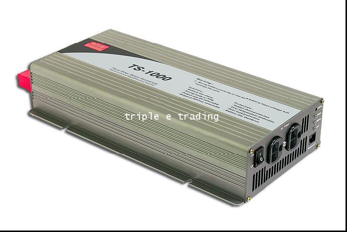 MEANWELL INVERTER True Sine Wave TS-1000