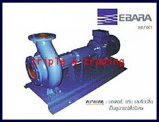 เครื่องสูบน้ำหอยโข่งผลิตจากเหล็กหล่อ รุ่น ENR