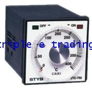 JTC-702 Dial setting, no indication temperature controller