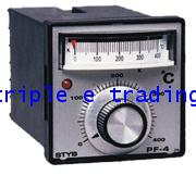PF-4 Knob setting, whole volume temperature controller