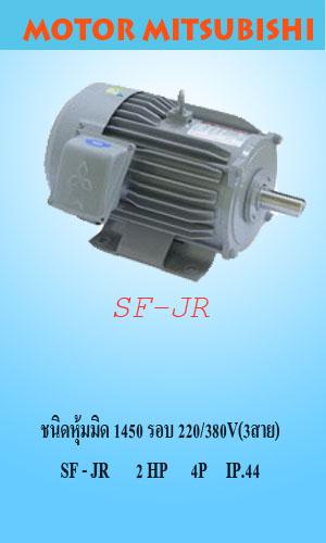 SF-JR 2 HP 4P IP.44