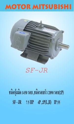 SF-JR 7.5 HP 4P,2P (L,H)IP.55