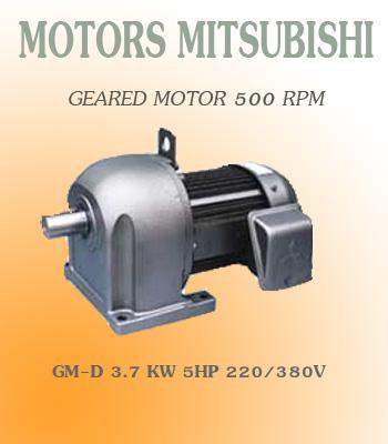 GM-D  3.7  KW  5HP  220/380V