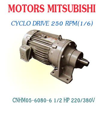CNHM05-6080-6  1/2HP  220/380V
