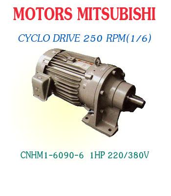 CNHM1-6090-6  1HP  220/380V