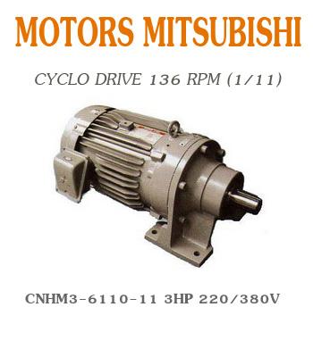 CNHM3-6110-11  3HP  220/380V