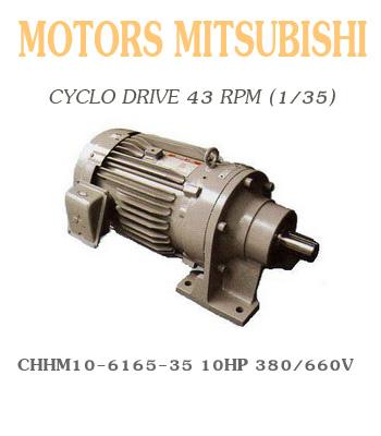 CHHM10-6165-35  10HP  380/660V