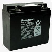 แบตเตอรี่แห้ง PANASONIC SLA BATTERY LC-RD1217NA
