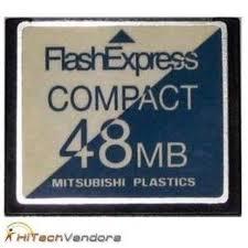 MITSUBISHI CF 48 MB SPEED 12X