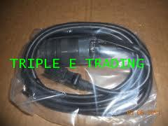 Cables and connectors (for MR-J2S-30KA (4) or larger)