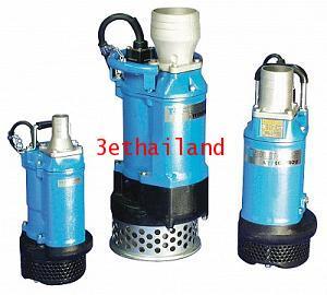 ปั้มน้ำ Tsurumi pump KTZ-series