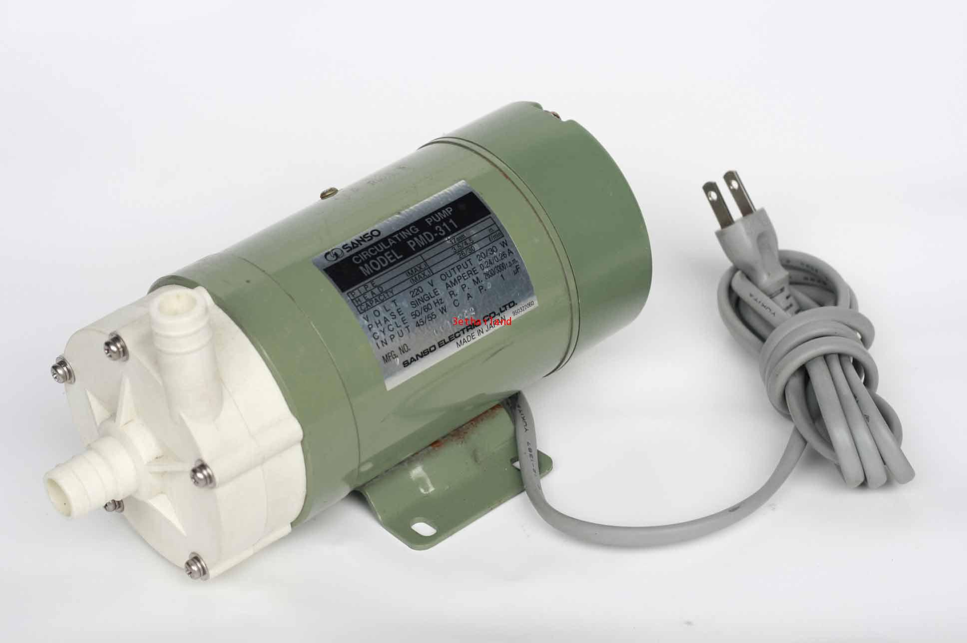 ปั้มสูบน้ำยาเคมี SANSO  รุ่น PMD-311