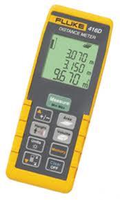Fluke 416D 60M/200FT MAX Laser Distance Meter