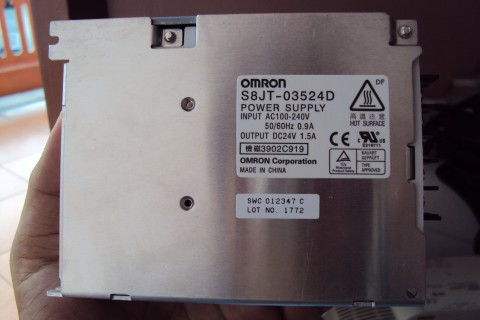 S8JT-03524D OMRON
