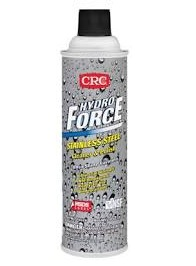 HYDROFORCE STAINLESS STEEL CLEANER  POLISH CRC
