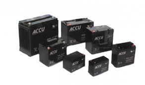 Standard Battery Series (Capacity 35-250 Ah. Design life 12 year at 25ºC)