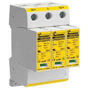 Surge Protection Devices - PV Three Module