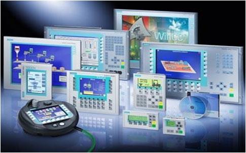 Siemens PLC-SIMATIC Multi Panels
