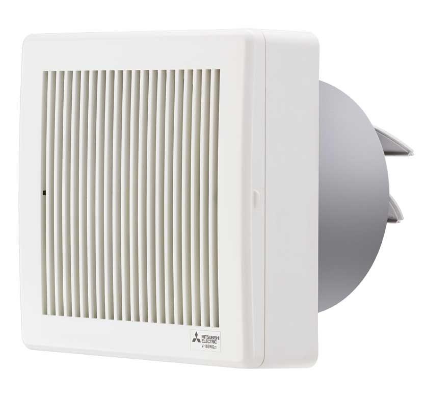 พัดลมระบายอากาศ MITSUBISHI V 15 EWG