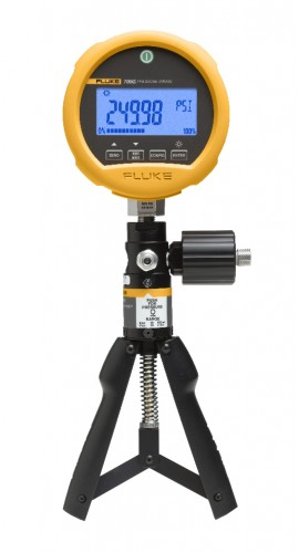 Fluke 700PTPK Pneumatic Test Pump Kit 0 To 600 Psi/40 Bar