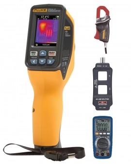 Fluke VT04-ELEC-KIT Visual IR Thermometer and Electricians Kits