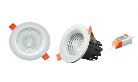 3E LIGHTING LED DOWN LIGHT SUPER SAVE 7W 6500K