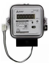 Mitsubishi Watt Hour Meters SX2-A35E 5A(100A),ราคา 2,250 บาท