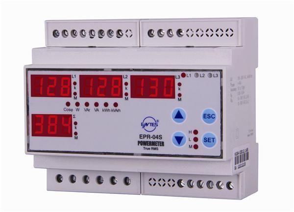 EPR-04S-DIN-CT25 Power  Energymeter  ราคา 4275 บาท