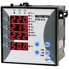 ENTES EPM-07S-96 Mains-analysis device, Mains analyser ราคา 8360 บาท