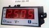 EMV-3C digital voltmeter ขนาด 72x72ราคา 1045บาท