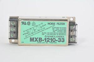 NOISE FILTER NEMIC LAMBDA MXB-1210-33 ราคา 1000 บาท