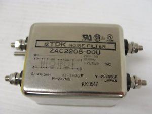 NOISE FILTER TDK ZAC 2205-00U ราคา 1200 บาท