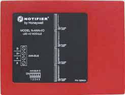 NOTIFIER N-ANN-I/O